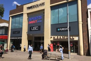 Times Square Sutton